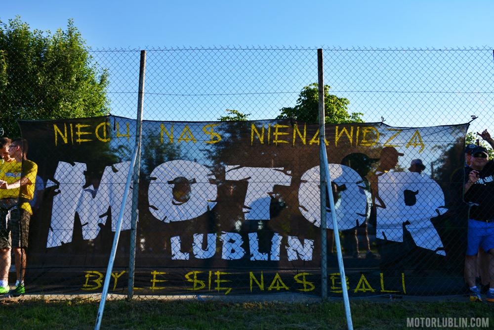 Wólczanka Wólka Pełkińska - Motor Lublin 02.06.2019-17